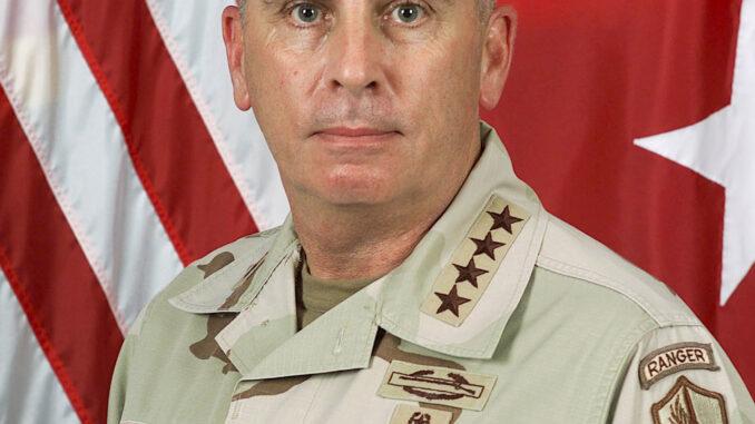 US Army General, CENTCOM Commander John Abizaid. Photo courtesy of Wikipedia