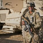 Staff Sgt. Muna Nur, Somali American. Photo courtesy of the U.S. Army